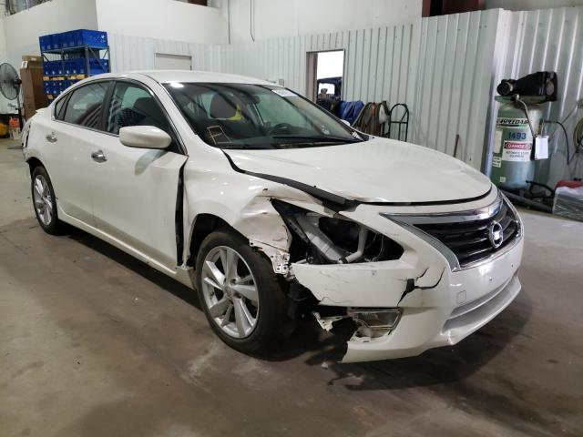 Salvage cars for sale from Copart Lufkin, TX: 2015 Nissan Altima 2.5