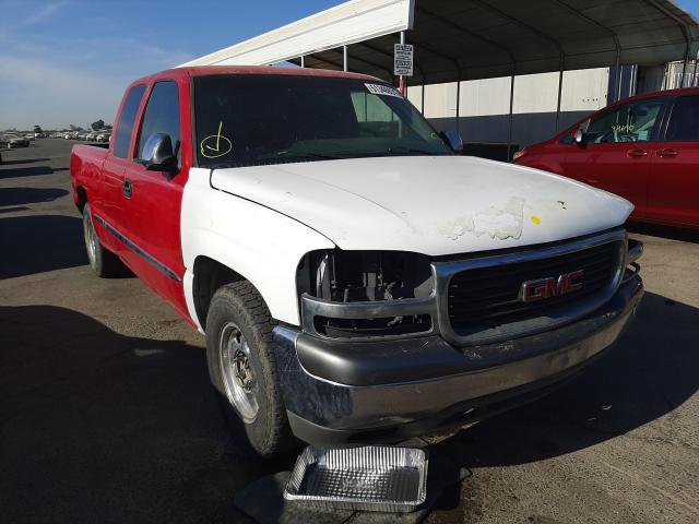 2001 GMC New Sierra en venta en Fresno, CA