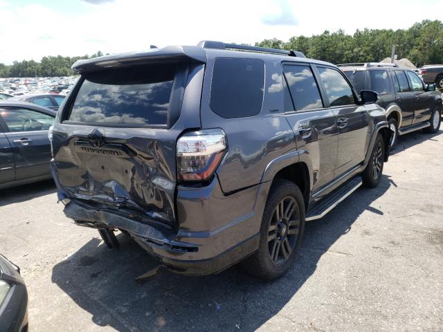 2019 Toyota 4Runner Sr 4.0L, VIN: JTEZU5JR6K5207953, аукцион: COPART, номер лота: 51297971