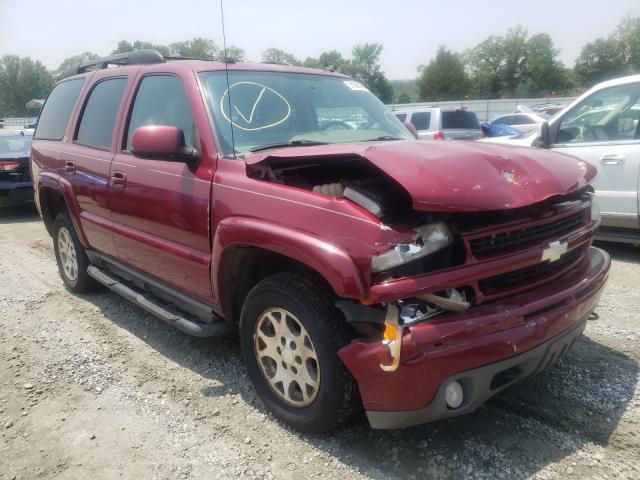 Vehiculos salvage en venta de Copart Spartanburg, SC: 2004 Chevrolet Tahoe K150