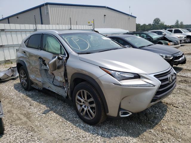 Vehiculos salvage en venta de Copart Spartanburg, SC: 2015 Lexus NX 200T