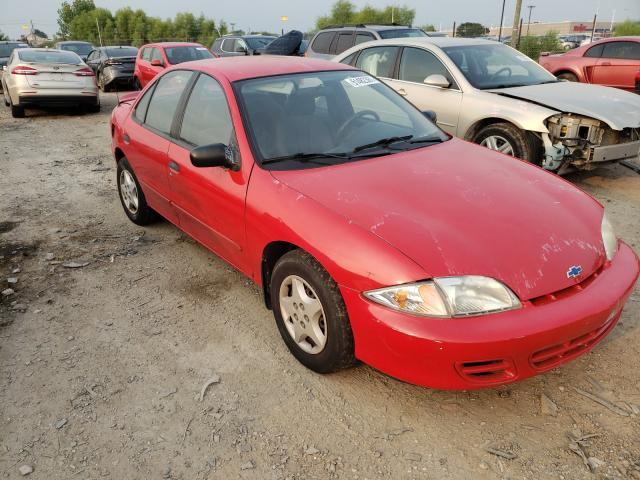 Used 2002 CHEVROLET CAVALIER - Small image. Lot 51482361