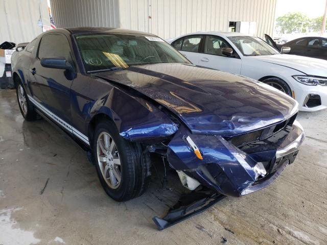 Vehiculos salvage en venta de Copart Homestead, FL: 2010 Ford Mustang