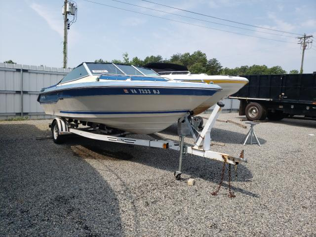 Salvage cars for sale from Copart Fredericksburg, VA: 1988 Sea Ray Boat