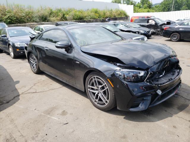 Vehiculos salvage en venta de Copart Marlboro, NY: 2021 Mercedes-Benz E AMG 53