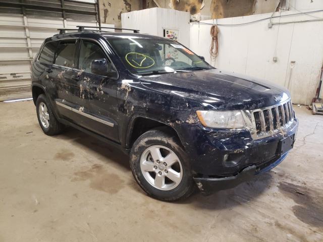 2012 Jeep Grand Cherokee en venta en Casper, WY