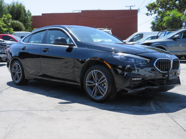 Salvage cars for sale from Copart Colton, CA: 2021 BMW 228XI
