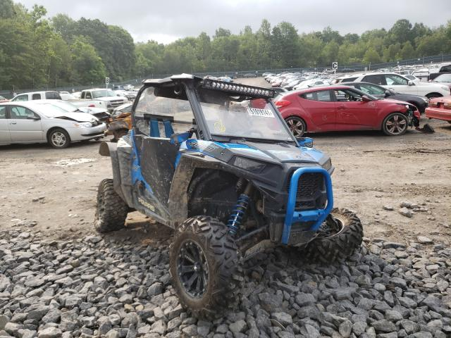 Salvage cars for sale from Copart Duryea, PA: 2017 Polaris RZR S 900