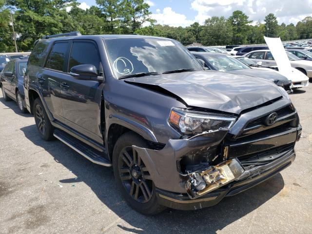 Salvage cars for sale from Copart Eight Mile, AL: 2019 Toyota 4runner SR