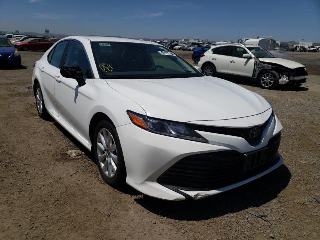 Vehiculos salvage en venta de Copart San Diego, CA: 2019 Toyota Camry L