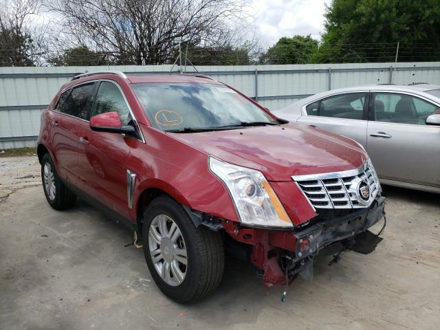 Salvage cars for sale from Copart Corpus Christi, TX: 2013 Cadillac SRX Luxury