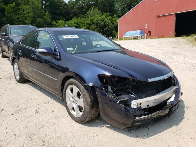 Acura RL salvage cars for sale: 2005 Acura RL