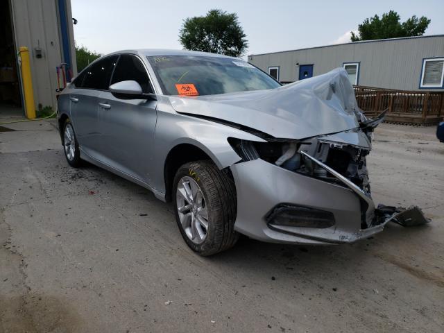Vehiculos salvage en venta de Copart Duryea, PA: 2020 Honda Accord LX