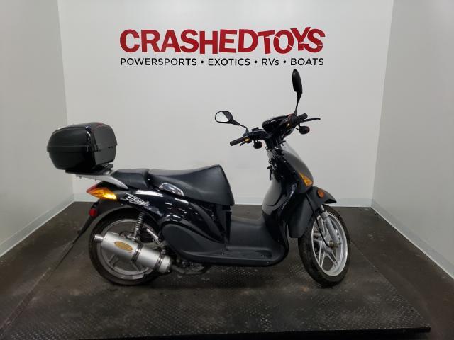 Vespa salvage cars for sale: 2008 Vespa Moped