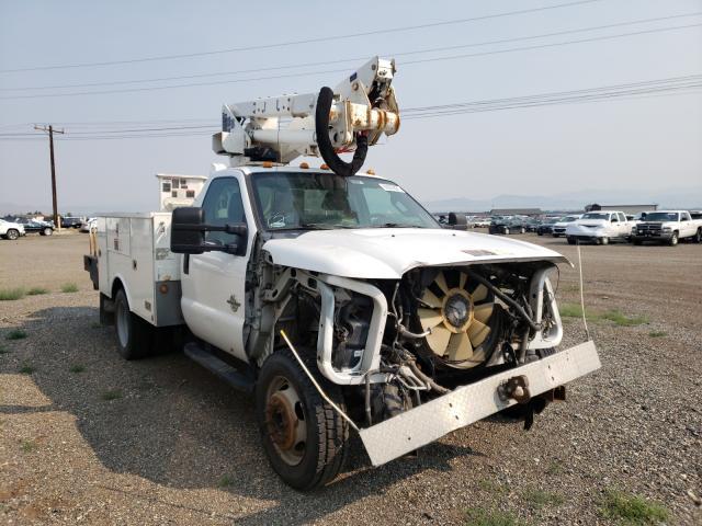 Vehiculos salvage en venta de Copart Helena, MT: 2012 Ford F550 Super