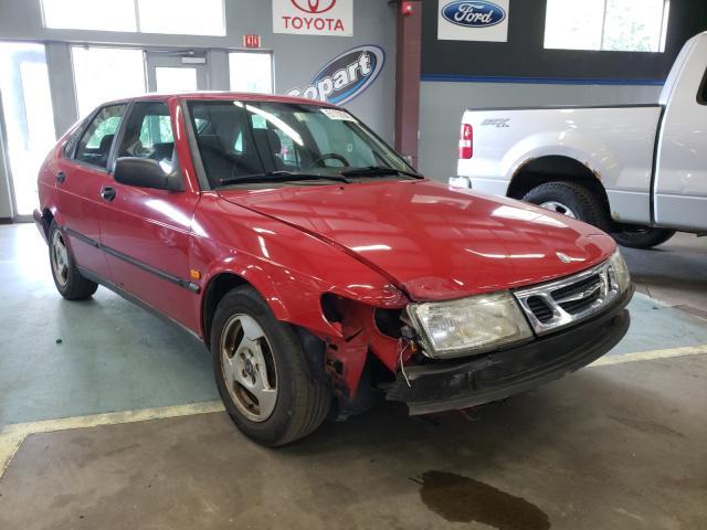 Saab salvage cars for sale: 1999 Saab 9-3 S
