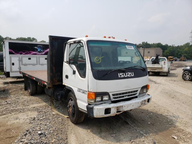 Isuzu salvage cars for sale: 2000 Isuzu NQR