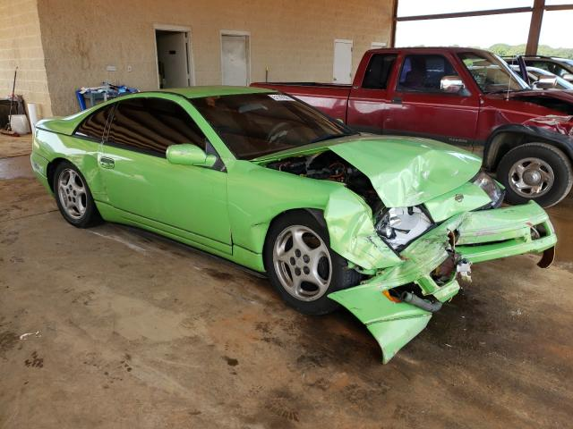 Nissan 300ZX salvage cars for sale: 1991 Nissan 300ZX