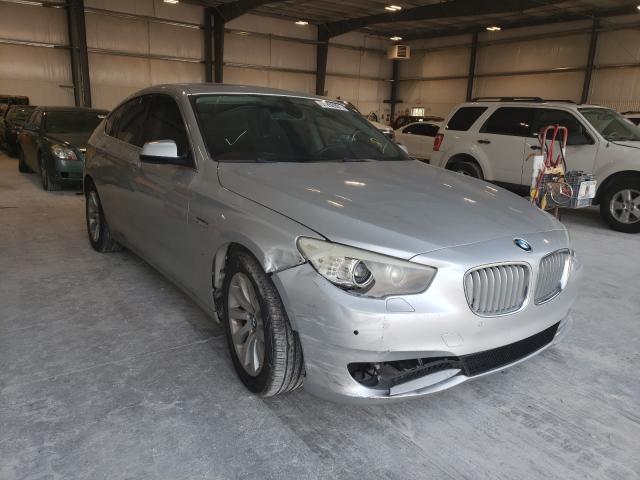 Salvage 2010 BMW 5 SERIES - Small image. Lot 51252301