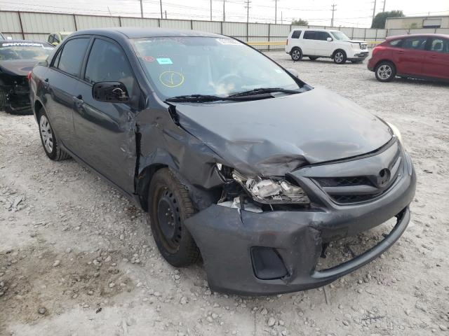 Salvage cars for sale from Copart Haslet, TX: 2012 Toyota Corolla BA