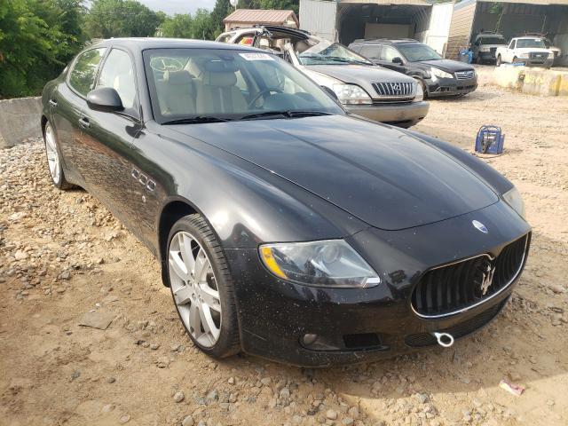 Maserati salvage cars for sale: 2011 Maserati Quattropor