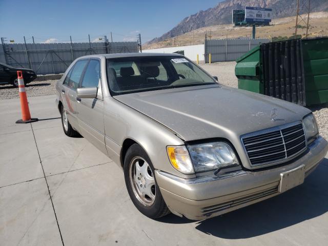 1998 Mercedes-Benz S 420 en venta en Farr West, UT