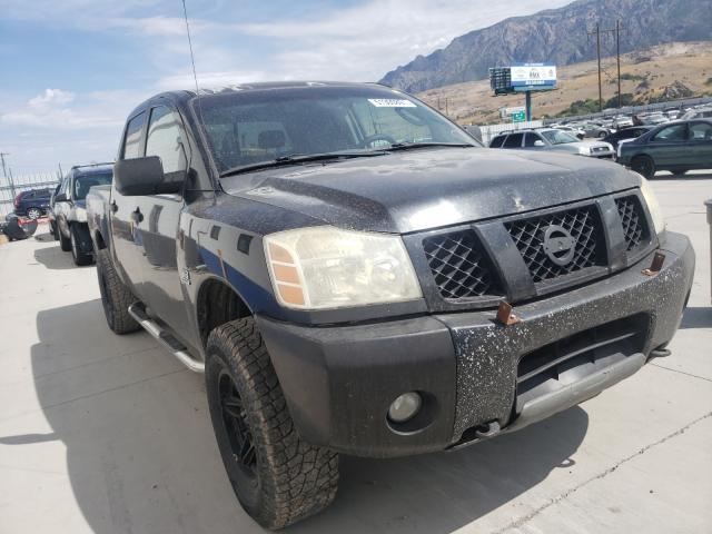 2004 Nissan Titan XE en venta en Farr West, UT