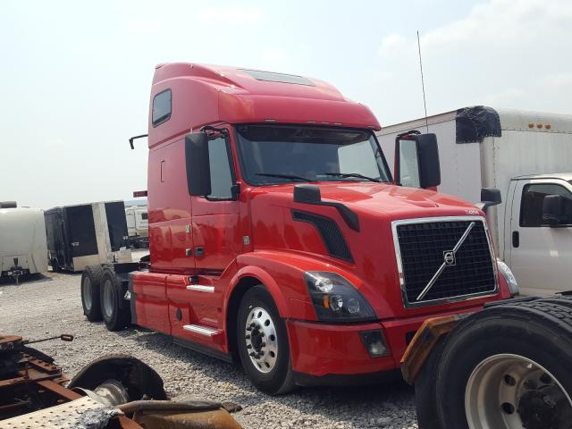 Volvo salvage cars for sale: 2017 Volvo VN VNL