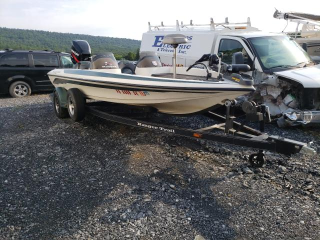 Salvage boats for sale at Grantville, PA auction: 2001 Land Rover R93S