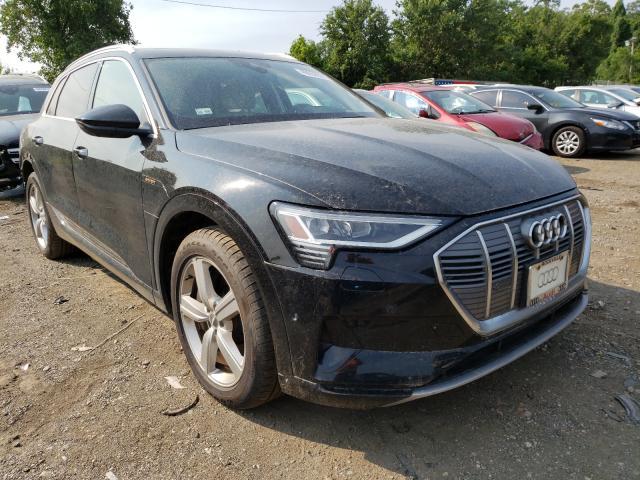 Audi E-TRON PRE Vehiculos salvage en venta: 2019 Audi E-TRON PRE