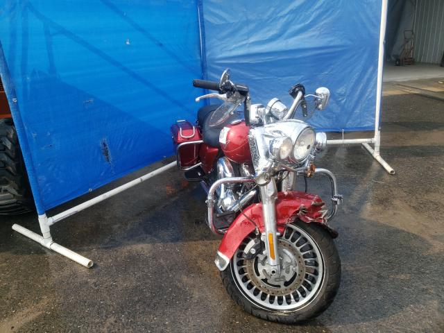 Salvage cars for sale from Copart Glassboro, NJ: 2013 Harley-Davidson Flhr Road