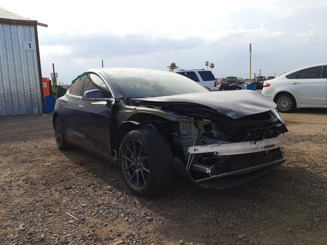 Salvage cars for sale from Copart Phoenix, AZ: 2019 Tesla Model 3