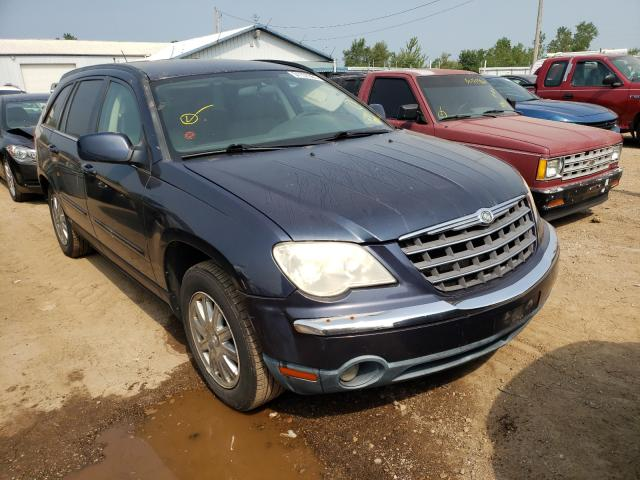 Used 2007 CHRYSLER PACIFICA - Small image. Lot 51157361