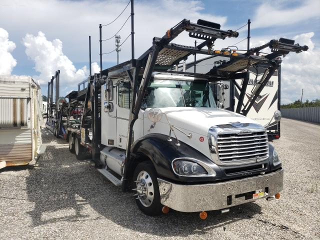 Salvage cars for sale from Copart Apopka, FL: 2006 Freightliner Convention