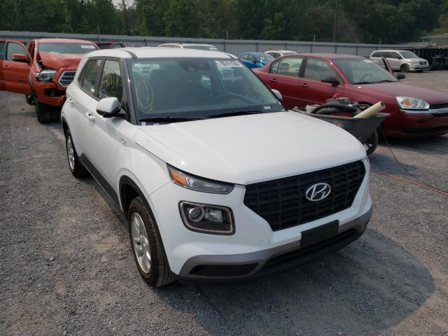 Salvage cars for sale from Copart York Haven, PA: 2021 Hyundai Venue SE