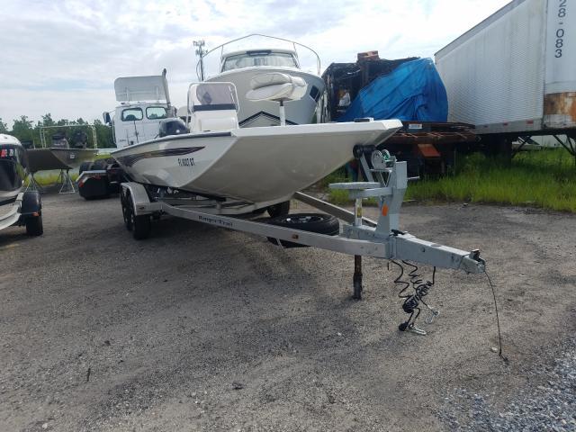 Salvage cars for sale from Copart Jacksonville, FL: 2020 Ranger Boat Ranger RB2