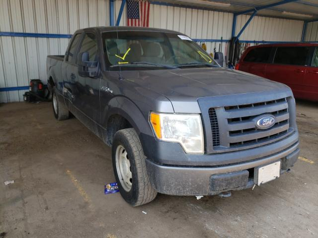 Salvage cars for sale from Copart Colorado Springs, CO: 2012 Ford F150 Super