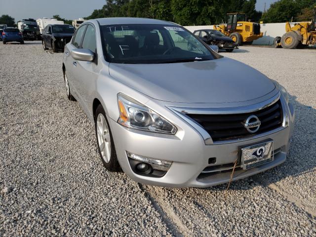 Vehiculos salvage en venta de Copart Wichita, KS: 2015 Nissan Altima