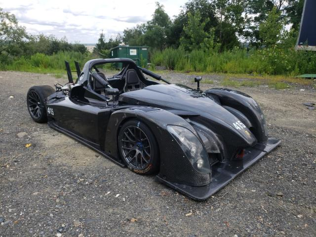 Salvage cars for sale from Copart Marlboro, NY: 2016 Radi RC