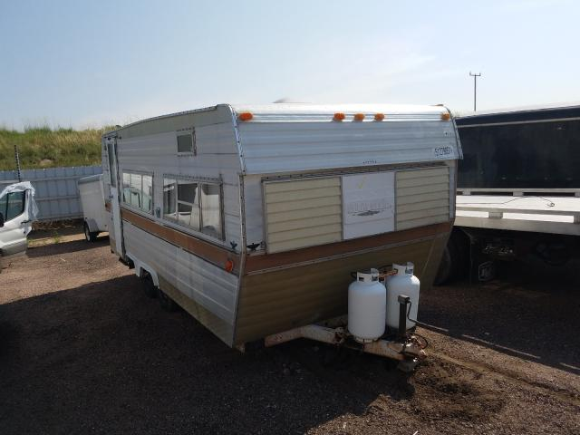 Salvage cars for sale from Copart Colorado Springs, CO: 1975 Other Trailer