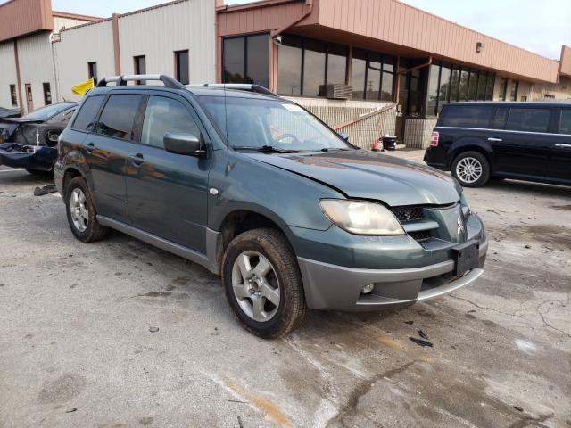 Mitsubishi Vehiculos salvage en venta: 2003 Mitsubishi Outlander