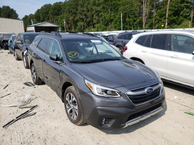 Salvage cars for sale from Copart Seaford, DE: 2020 Subaru Outback LI