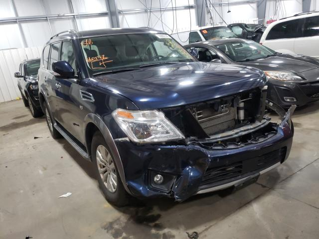 2018 Nissan Armada SV for sale in Ham Lake, MN