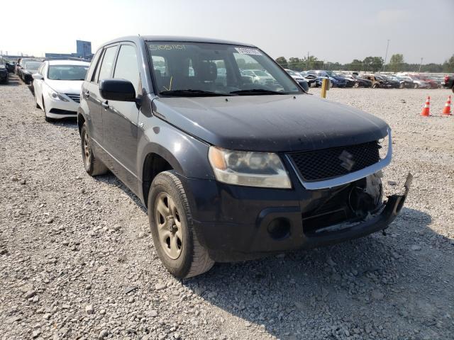 Salvage cars for sale from Copart Des Moines, IA: 2008 Suzuki Grand Vitara