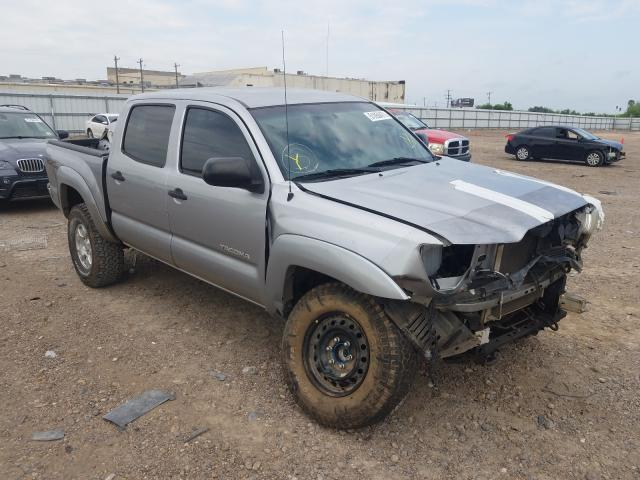 Salvage cars for sale from Copart Mercedes, TX: 2014 Toyota Tacoma DOU