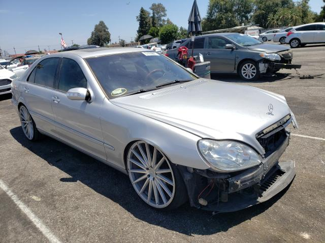 Vehiculos salvage en venta de Copart Van Nuys, CA: 2003 Mercedes-Benz S 430