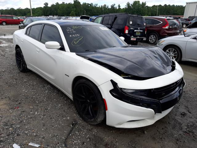 Salvage 2015 DODGE CHARGER - Small image. Lot 50460291