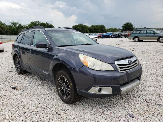 Salvage cars for sale from Copart New Braunfels, TX: 2010 Subaru Outback 2