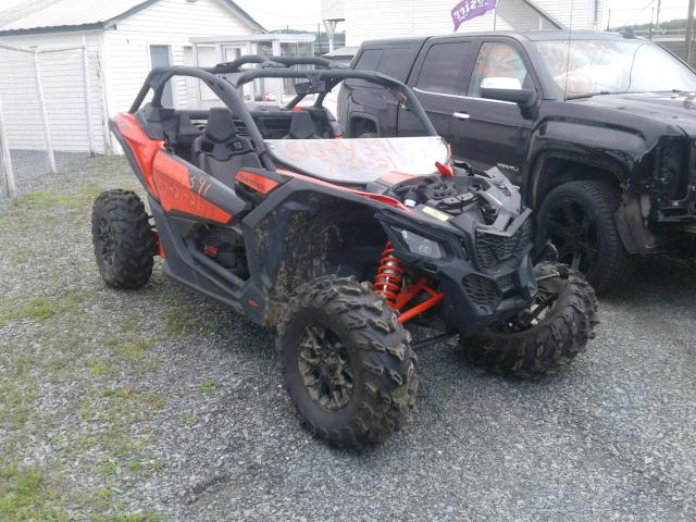 Salvage motorcycles for sale at Warren, MA auction: 2020 Can-Am Maverick X