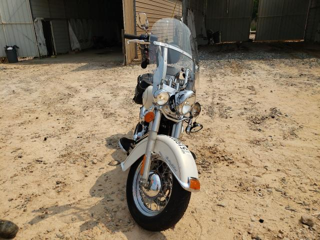 Salvage cars for sale from Copart China Grove, NC: 2015 Harley-Davidson Flstc Heri